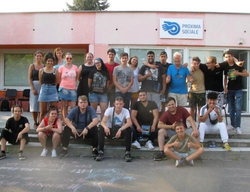 Jugendaustausch – Wir in Prag 2018